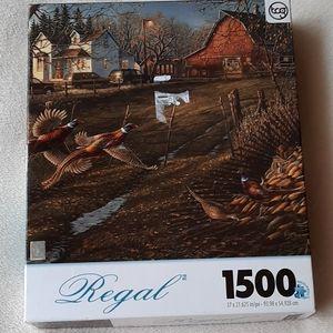 Puzzle-TCG Regal Autumn Farmhouse 1500pc.